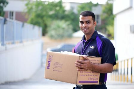 SAB Express the global service provider for FedEx Express in Saudi Arabia